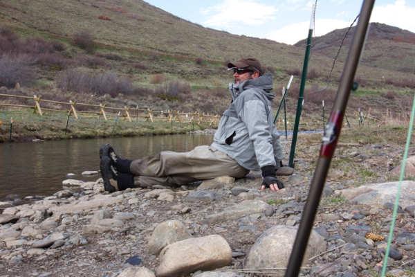 Yampa river report 4 13 15 anderson 39 s fish camp for Yampa river fishing report