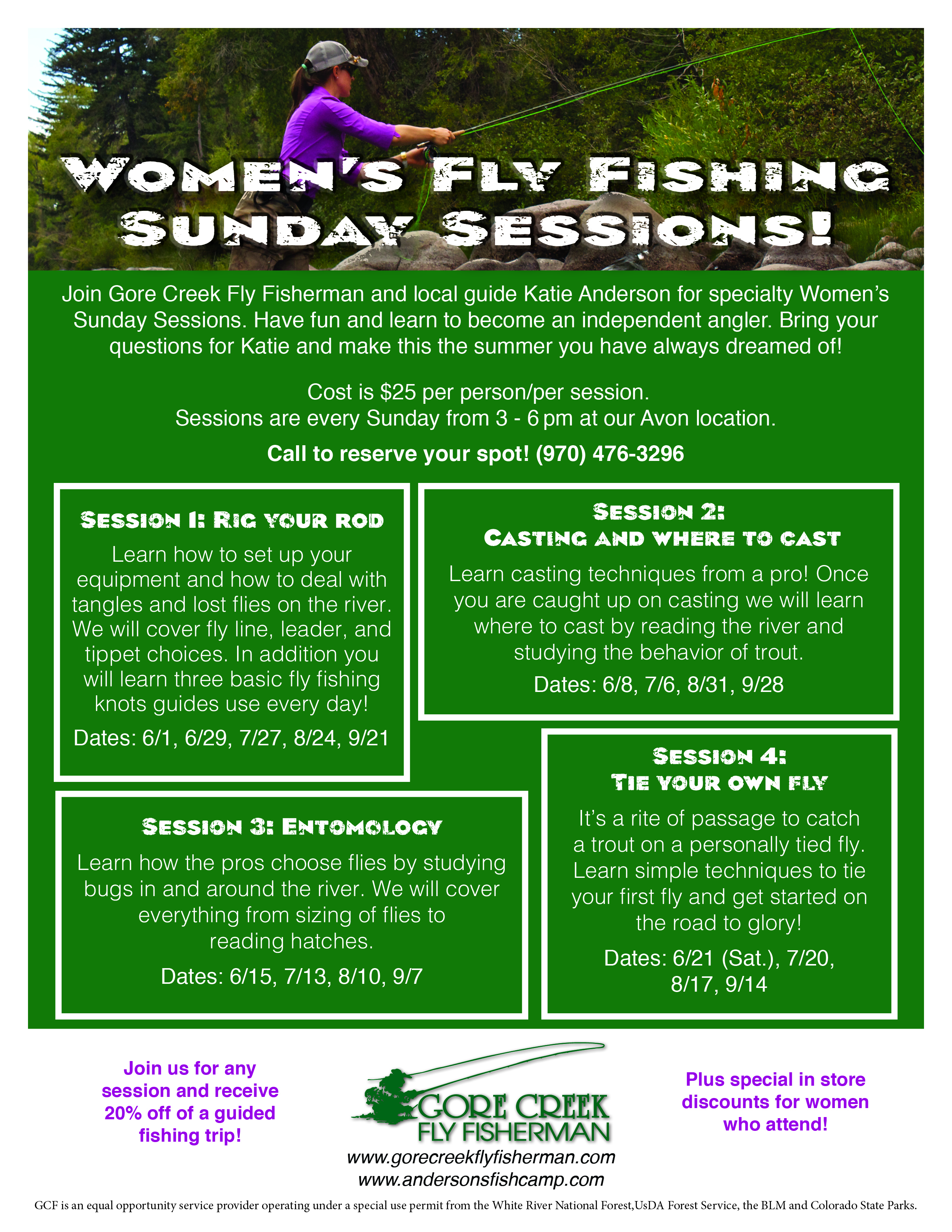 Blog – Anderson\'s Fish Camp