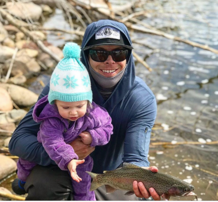 Kids and Fly Fishing